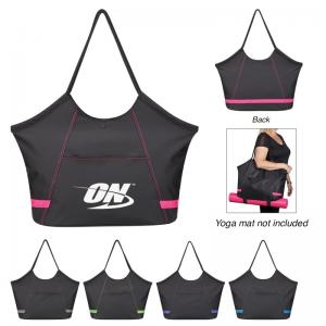 Fitness Club Tote Bag