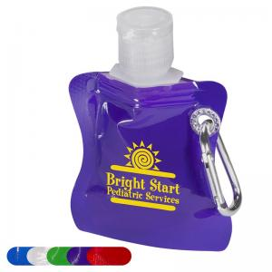 Collapsible Hand Sanitizer - 1 OZ