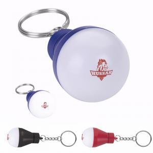 Light Bulb Shape Key Tag Light