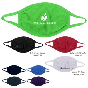 Youth 2-Ply Cotton Face Mask