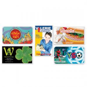 BIC 20 Mil 4-Color Process Business Card Magnet