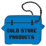 Floating Foam Cooler Key Tag