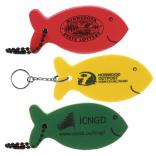 Floating Foam Goldfish Key Tag