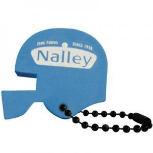 Floating Foam Football Helmet Key Tag