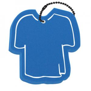 Floating T-Shirt Key Tag