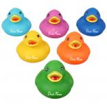 Colorful Rubber Ducks
