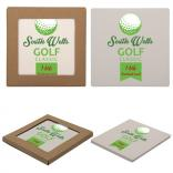 Square Absorbent Water Stone Coaster