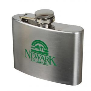 Stainless Steel 4 Oz. Flask