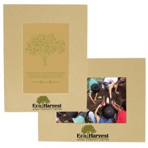 """4"""" x 6"""" Eco-Friendly Paper Easel Frame"""