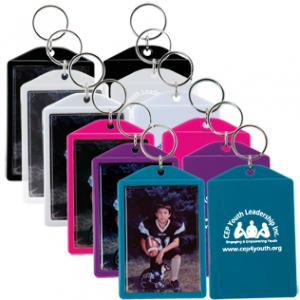 Picture Frame Snap-in Key Tag