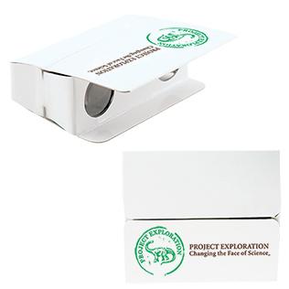Cheap Cardboard 3 x 25 Power Binoculars