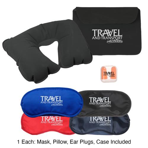 Travel 3-in-1 Sleep Kit