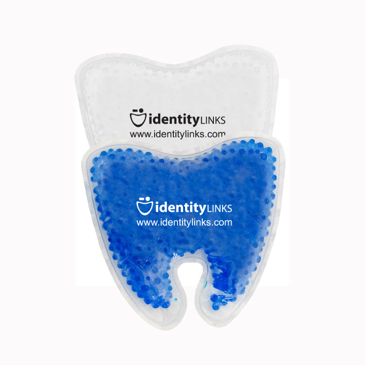 Tooth Shaped Hot/Cold Pack