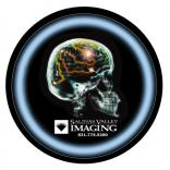 Translucent Brain X-Ray Mouse Pad