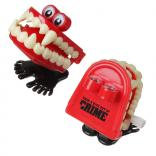 Wind Up Walking Fangs Toy