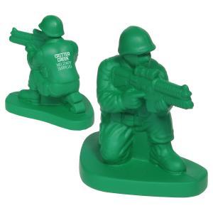 Army Man Stress Reliever