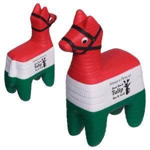 Mexican Themed Donkey Pinata Stress Reliever