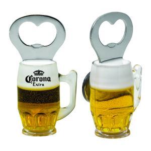 Beer Mug Bottle Opener with Magnet