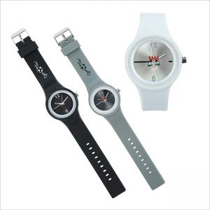 Silicone Simple Face Watch with Interchangeable Faces