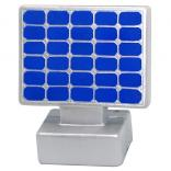 Solar Panel Shaped Stress Reliever