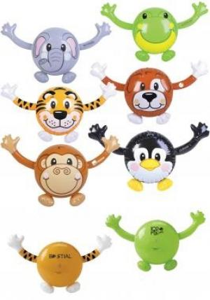 Inflatable Animal Toys with Arms