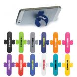 Identity Snap Silicone Phone Stand