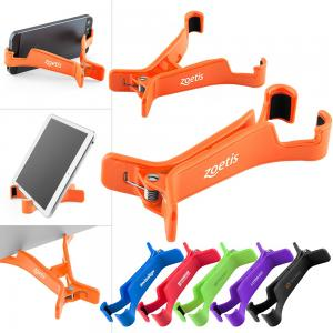 Clip on Phone or Tablet Stand