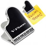 Piano Shaped Magnetic Clip