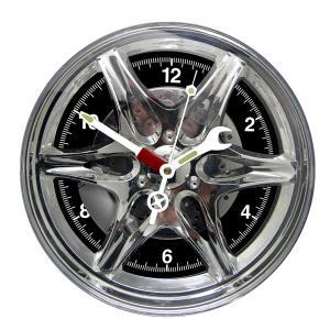 Tire Hub Wall Clock