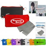 Latex Resistance Band with Resistance Band Pamphlet and Nylon Carrying Case