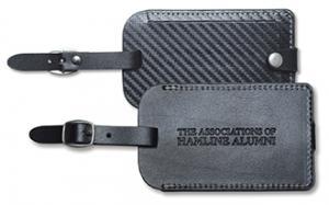Travel Carbon Fiber Luggage Tag