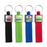 Full Color Dome Key Ring