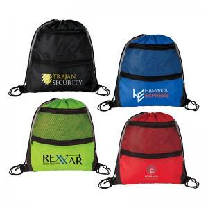 Mesh Pro Sport Drawstring Bag