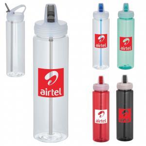 32 oz. Sports Bottle with Flip Top Spout