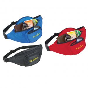 Budget Double Deluxe Fanny Pack