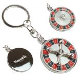 Roulette Wheel Key Chain