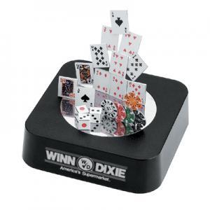 Magnetic Poker Set Building Block Toy