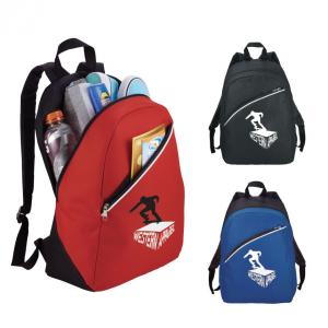 Sporty Slim Backpack