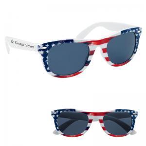 Vintage Patriotic Sunglasses
