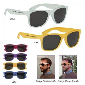Cool Color Changing Sunglasses