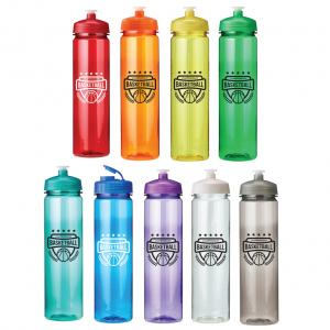 24 Oz. Refresh Plastic Bottle