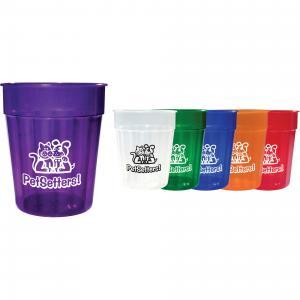 24oz. Fluted Jewel Stadium Cup