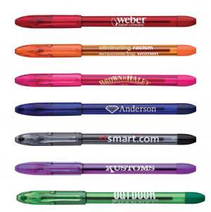 R.S.V.P. Razzle Dazzle Colors Medium Line Ballpoint Pen