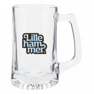 15 Oz. Glass Beer Mug