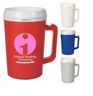 Handy 34 oz. Insulated Mug