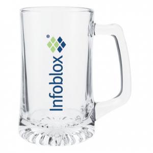 25 Oz. Glass Beer Mug