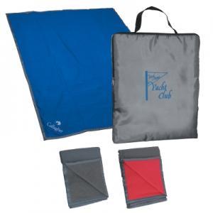 Fleece Blanket with Carrying Bag