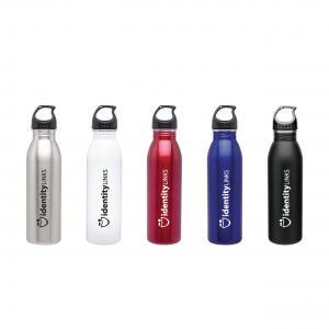 24 oz. h2go Solus Stainless Steel Bottle