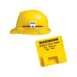 Adhesive Backed Hard Hat Clip