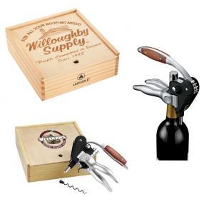 Deluxe Laguiole Wine Companion Gift Set